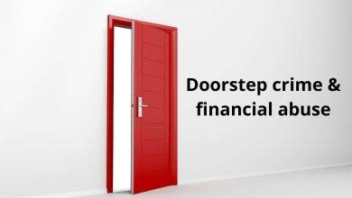Photo of Doorstep crime & financial abuse: understanding doorstep scams better