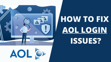Photo of HOW TO FIX AOL LOGIN ISSUES?