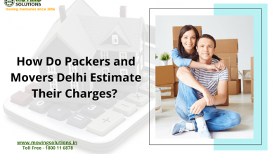 Photo of How Do Packers and Movers Delhi Estimate Their Charges?