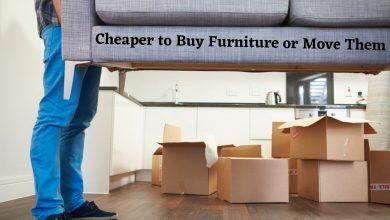 Photo of Is It Cheaper to Buy Furniture or Move Them?