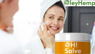 Photo of Pain relief and freedom from skin conditions with CBD Salve