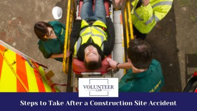 Photo of Steps to Take After a Construction Site Accident