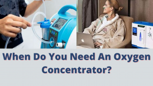 Use cases of oxygen concentrator