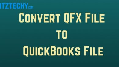 Photo of How to get a QFX file from my bank into quickbooks?