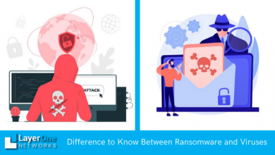 Photo of Difference to Know Between Ransomware and Viruses