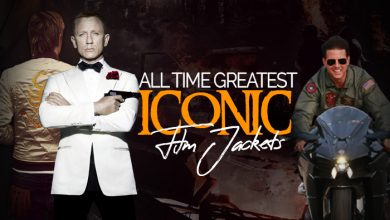 Photo of All-Time Greatest Iconic Film Jackets