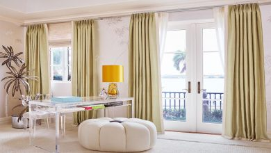 Photo of Curtains and Window Blinds