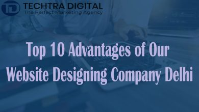 Photo of Top 10 Advantages of Our Website Designing Company Delhi