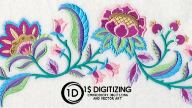 Photo of Embroidery Digitizers